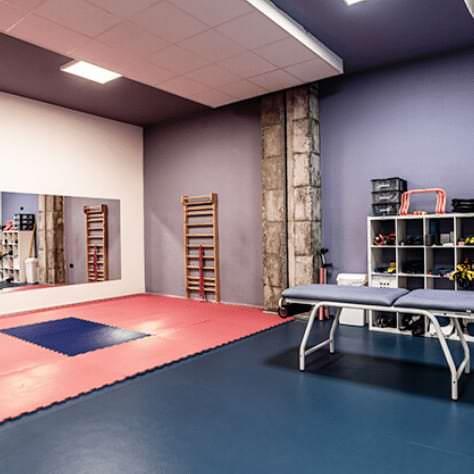 clinica fisioterapia Granada