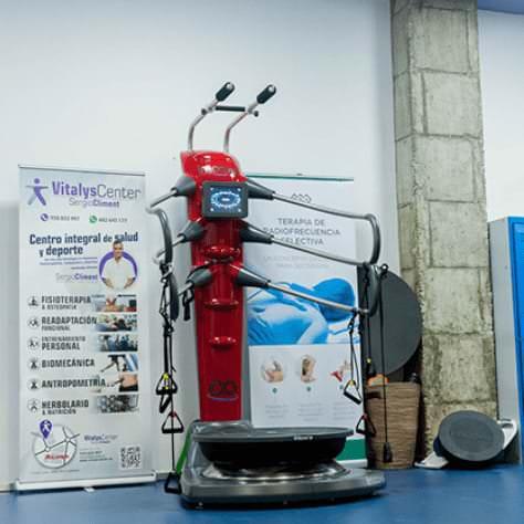 clinicas fisioterapia Granada